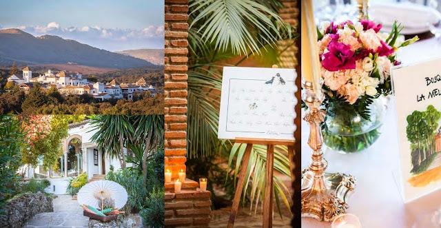 Barceló La Bobadilla & A-Típica, bodas con savoir faire