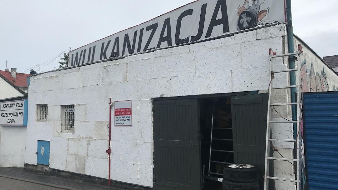 Wulkanizacja Danspeed Wulkanizacja W Gdańsk