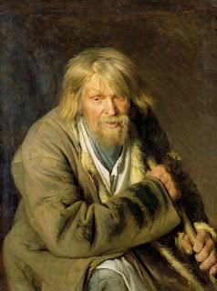 Resultado de imagen de anciano siglo xviii