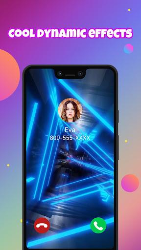 Call Screen Themes - Color Call & Color Flash Apk 2
