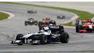 Rubens Barrichello Williams Cosworth FW31