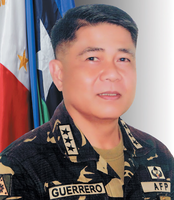 LTGEN REY LEONARDO B GUERRERO AFP (22 NOV 2015 TO 25 OCT 2017)