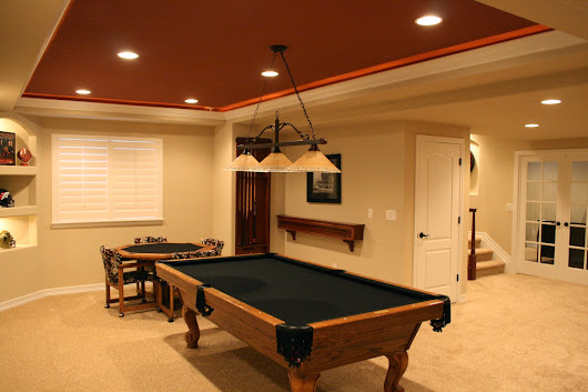 Colorado Basement Finish by Brothers Construction