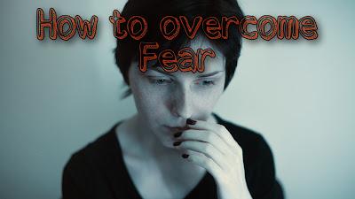 Tips to overcome fear, pota2knowledge