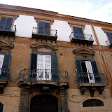 32. Windows and Balconies. Palermo. Sicily. 2013