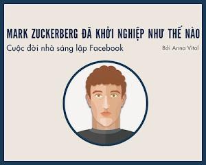 [Infographic] Mark Zuckerberg - Cuộc đời nhà sáng lập Facebook