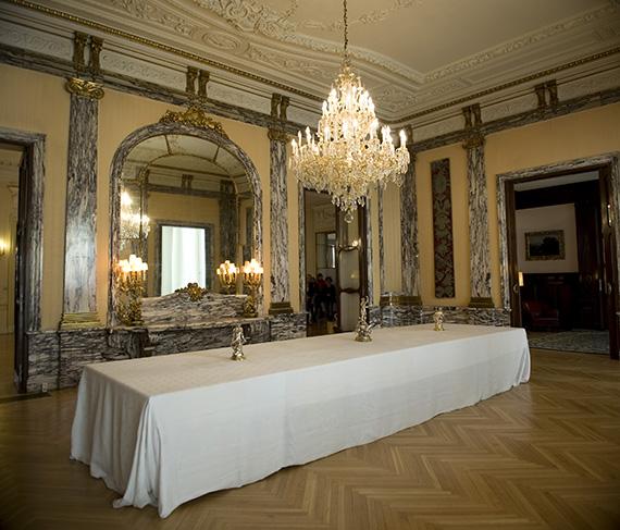 'Bienvenidos a palacio' permitirá conocer de cerca 13 palacios madrileños