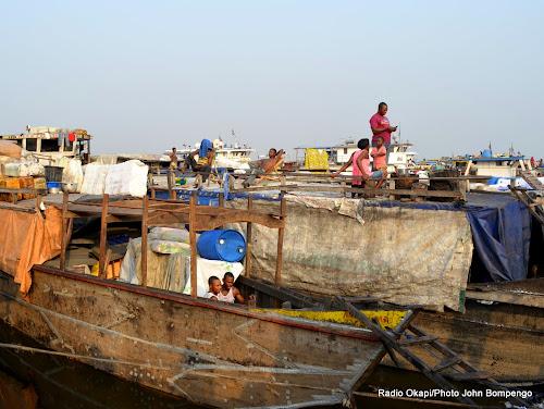 Deux morts dans un chavirement de baleinière sur la rivière Ubangi