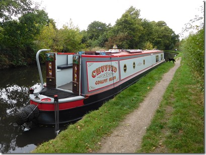 6 moored at dickens heath