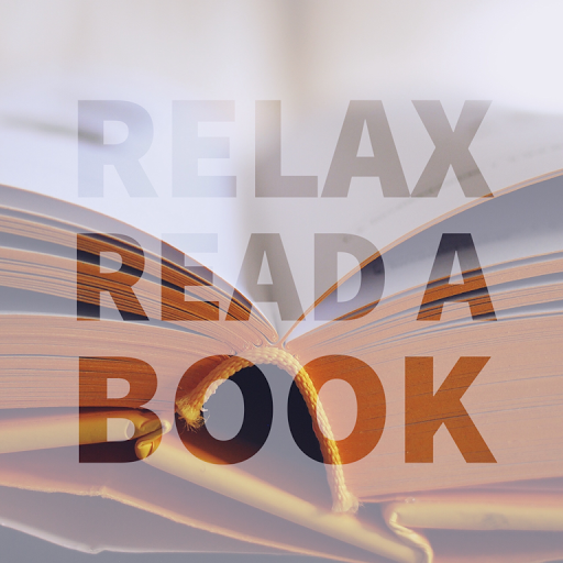 relax read a book or paint
