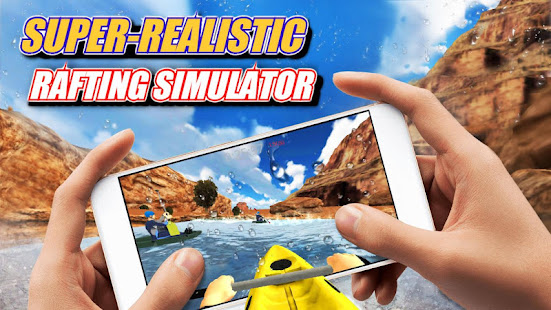 RIVER RAFT Whitewater - Extreme Boat Simulator v0.1 APK Full