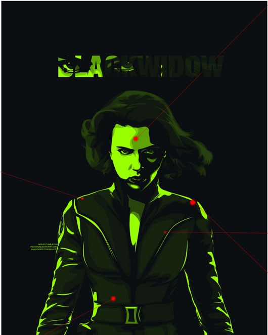 Blackwidow de Julius Alvin Balba