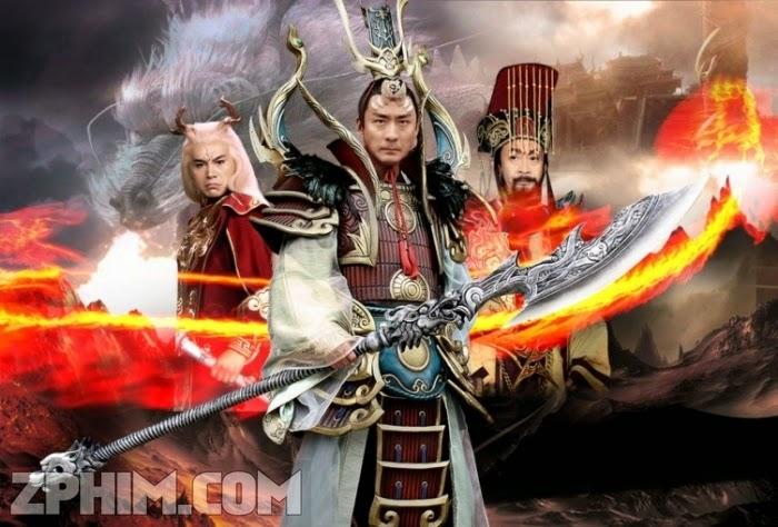 Ảnh trong phim Thạch Thiên Liệt Truyện - Dare Stone Male Tiandong 1