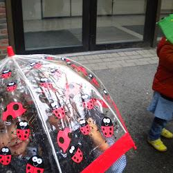 parapluutje, parasolletje...