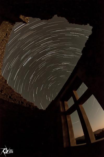Photo: Queens window in the sky - Montlaur Castle - #starrynights #PlusPhotoExtract