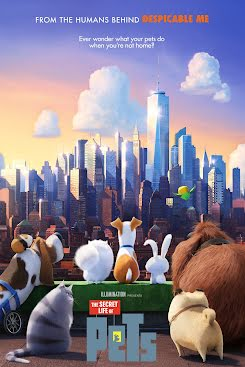 Mascotas - The Secret Life of Pets (2016)