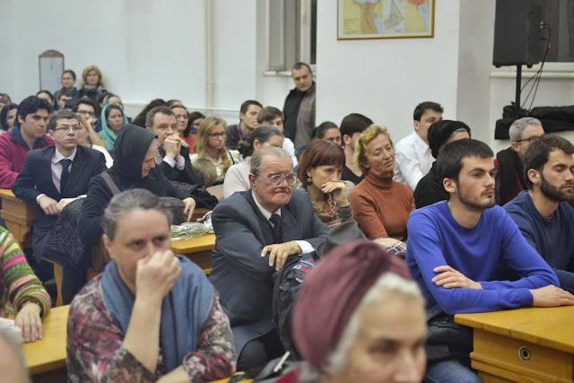 Seara cultural duhorvniceasca la FTOUB 254