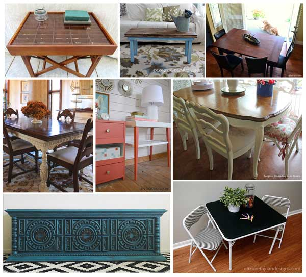 Best table makeovers 2015