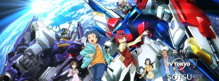 Đấu Sĩ Gundam Build