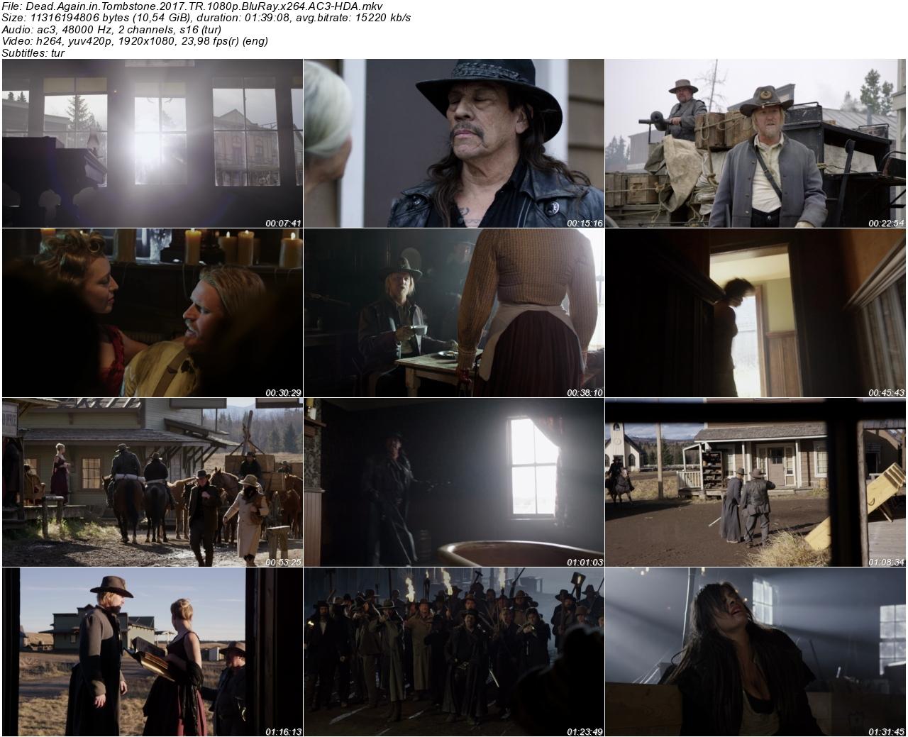 Kasabadaki Ölü 2 2017 - 1080p 720p 480p - Türkçe Dublaj Tek Link indir