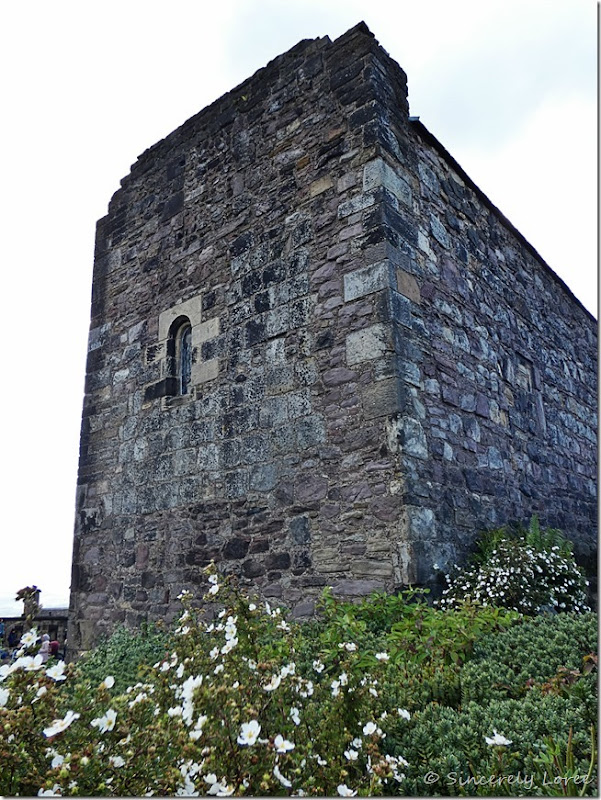 St Margaret Chapel - Edinburgh Castle 2