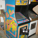 Ms. Pac-man For Sale