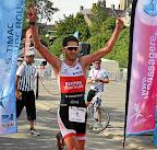 Arnaud Guilloux Champion de Bretagne 2015 à Saint-Suliac