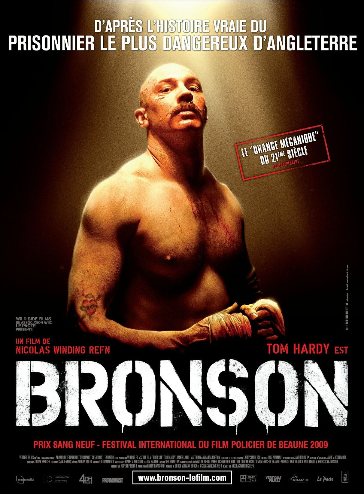 Bước Đường Cùng - Bronson (2008)