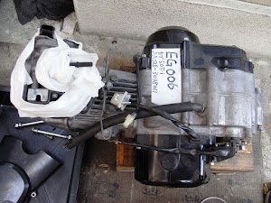 カブ50エンジン(2008年式FI仕様)