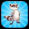 Raccoon Run icon