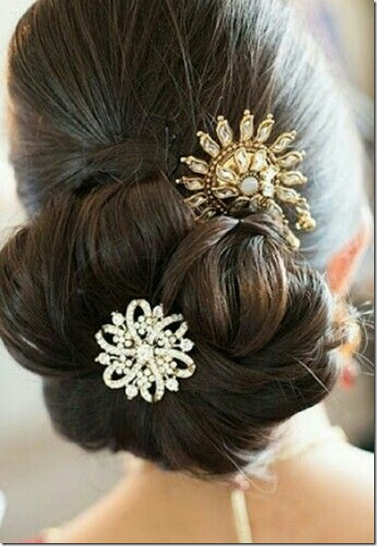 Indian Wedding Hairstyles (28)