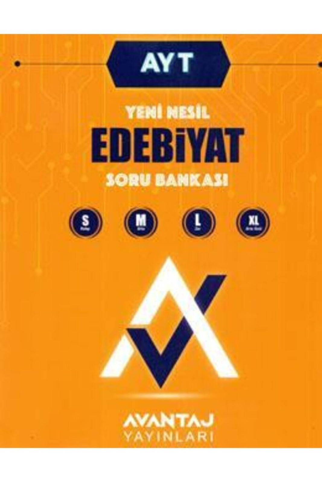 Avantaj Yayınları - AYT Edebiyat - Soru Bankası