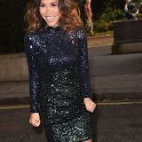 OIC - ENTSIMAGES.COM - TV presenter Myleene Klass celebrates the magic of Christmas with Littlewoods.com in London 2nd November 2015  Photo Mobis Photos/OIC 0203 174 1069