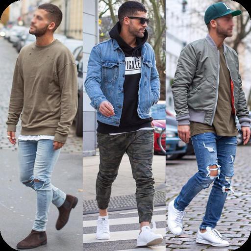 Latest Men Fashion Styles 2017