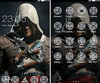 Tema Android Assassin's Creed 4