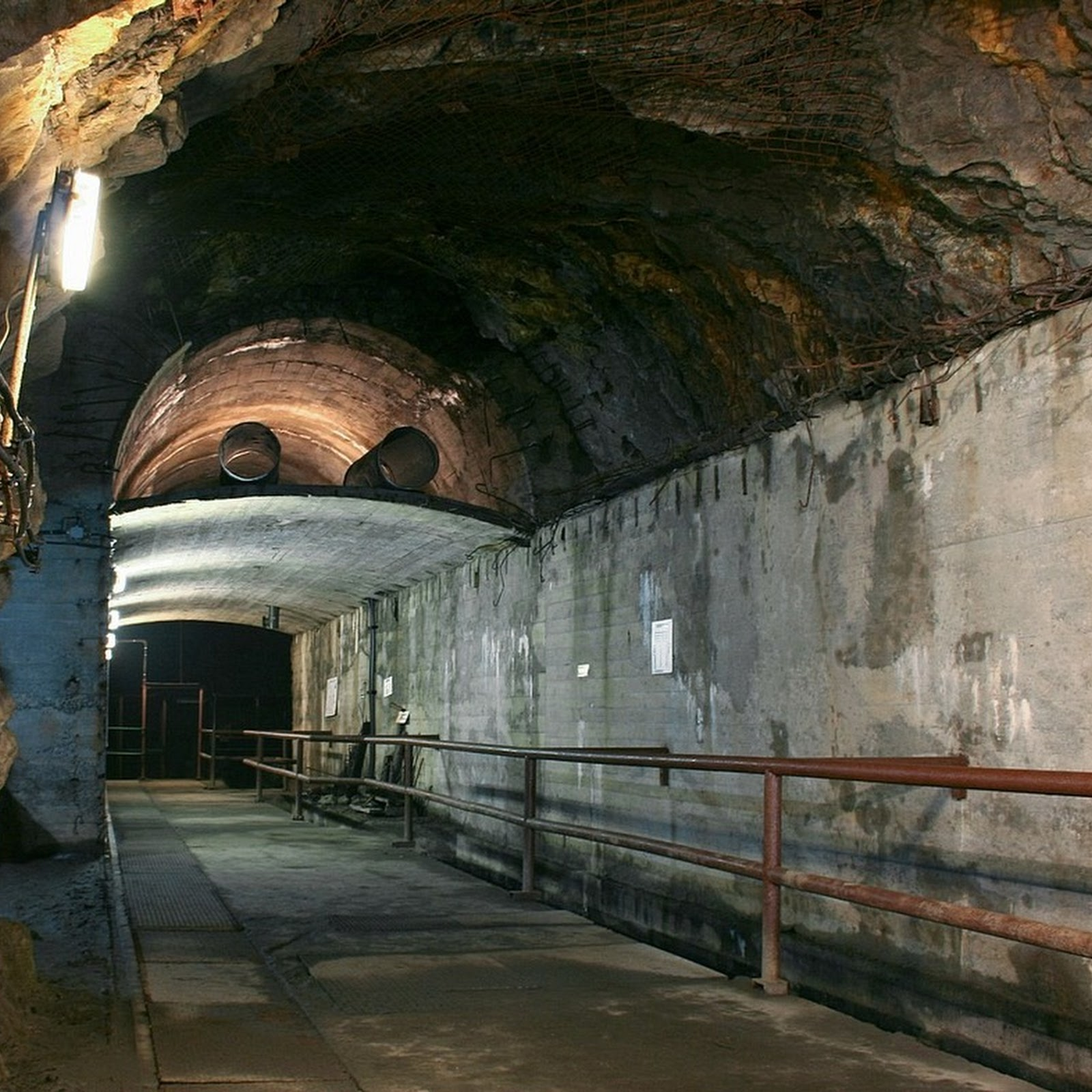 Project Riese: The Secret Nazi Tunnels in Poland