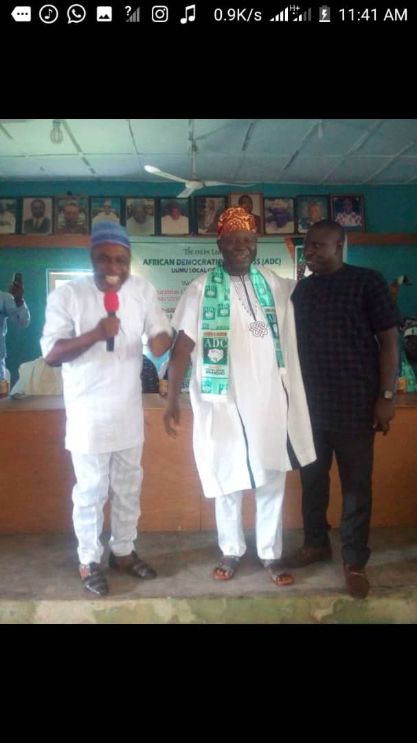 Ijumu House Of Assembly: Ipinmisho Flags Off Campaign Project.By Samuel Oj Temibi