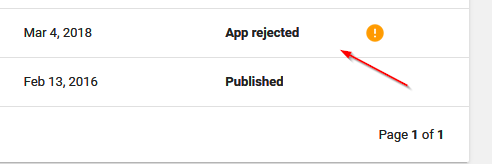 App rejected due to incorrect content rating - Ayuda de Google Play
