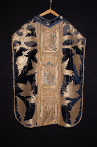 A Fifteenth Century Solemn Mass Set Gifted by the Future Pope Julius II
