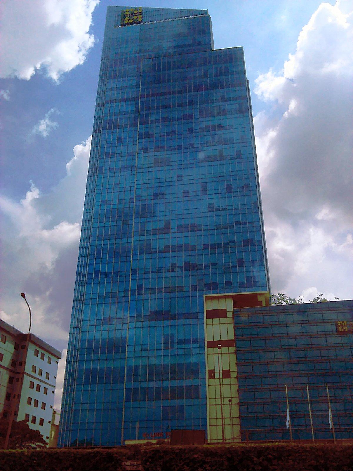 K Link Tower Gatot Subroto Jakarta Selatan Indonesia