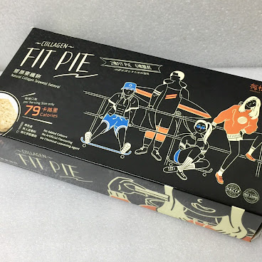 Collagen Fit Pie 膠原麥纖餅