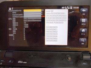 AndroidアプリでADB通信を確認