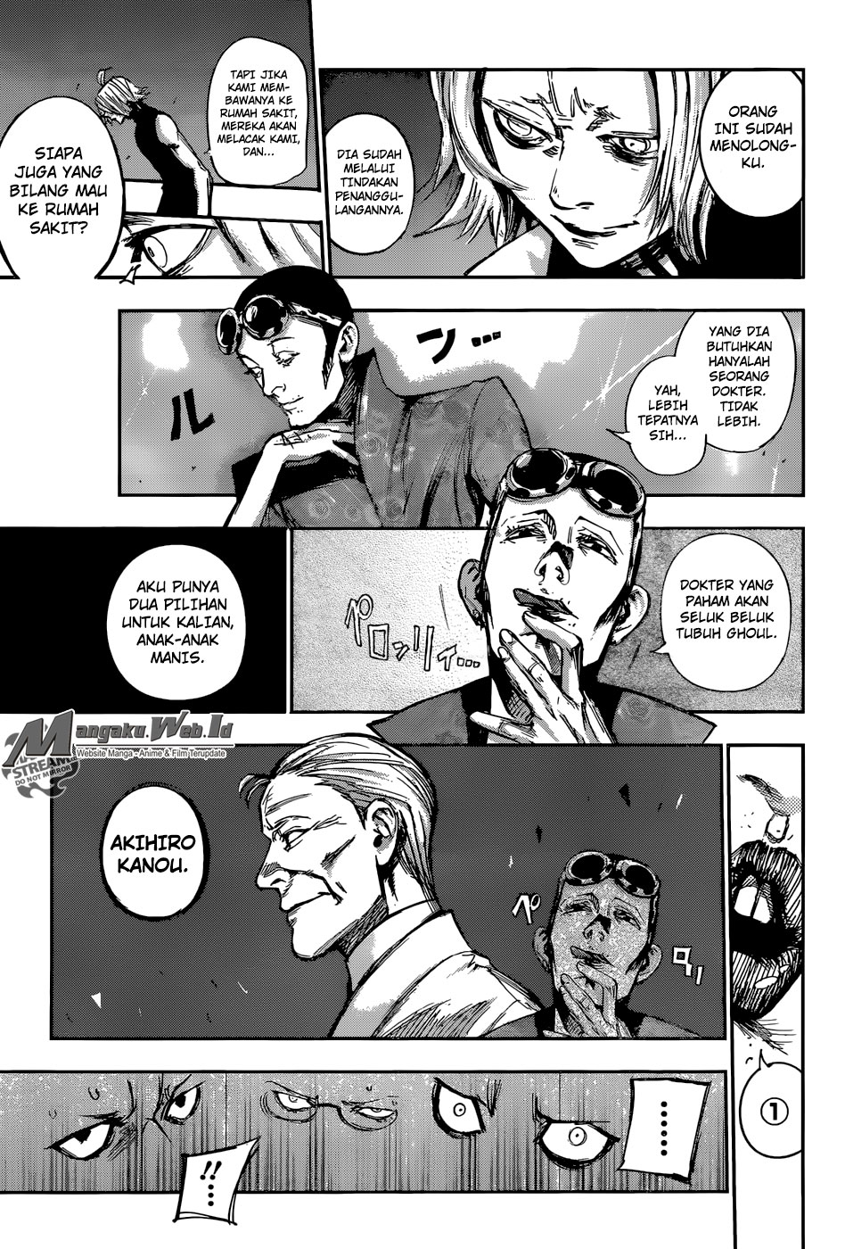 Tokyo Ghoul: Re Chapter 102-6