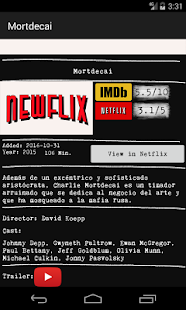 NewFlix for Netflix- screenshot thumbnail