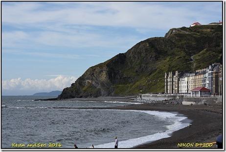 Aberystwyth - August
