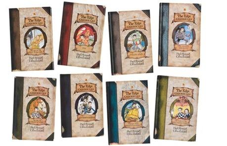 The Edge Chronicles Series