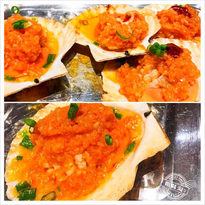 北京胡大飯館-蒜香貝