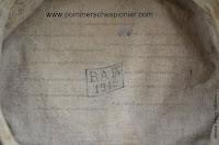 B.A.IX stamp