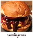 November-Burger