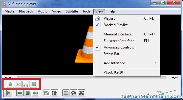 Tính năng nổi bật của trình nghe nhạc, xem phim VLC Media Player
